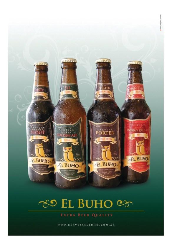 cerveza artesanal y cerveceria El Buho2