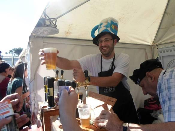 cerveza artesanal Baldus cerveceria