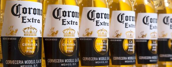 cerveza corona extra mexico