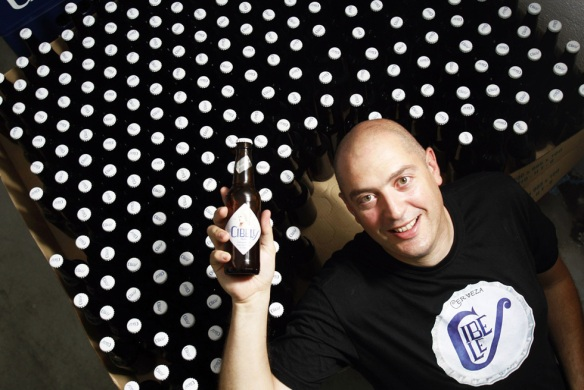 la cibeles cerveza artesanal