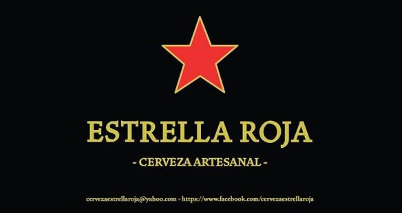cerveza estrella roja