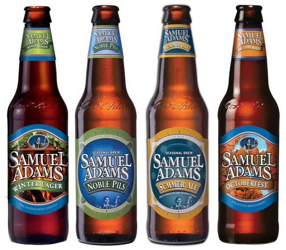 Samuel Adams cerveza artesanal